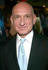 Ben Kingsley at the New York premiere of