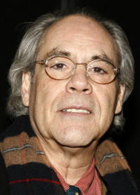Robert Klein at the private screening of