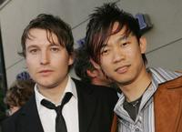 Leigh Whannell and James Wan at the 31st Annual Saturn Awards.