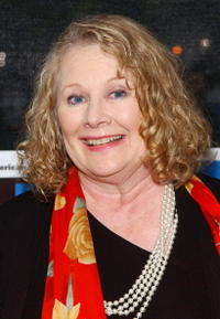 Shirley Knight at the screening of the