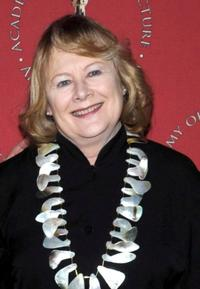 Shirley Knight at the Academy of Motion Picture Arts and Sciences official Oscar Celebration.