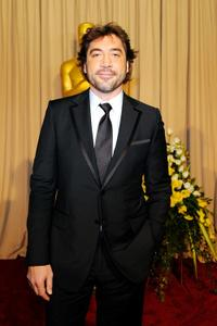 Javier Bardem at the 82nd Annual Academy Awards.