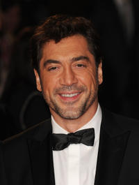 Javier Bardem at the Royal world premiere of