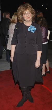 Caroline Aaron at the AFI Fest after party for the premiere of