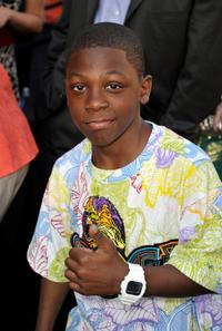Bobb'e J. Thompson at the special screening of