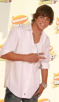 Ryan Sheckler at the 20th Annual Kid's Choice Awards.