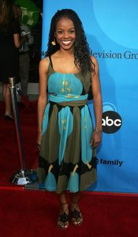 Dana Davis at the Disney - ABC Television Group All Star Party.