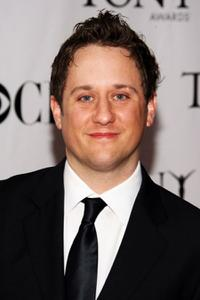 Christopher Fitzgerald at the 62nd Annual Tony Awards.