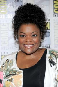 Yvette Nicole Brown at the Comic-Con 2010.