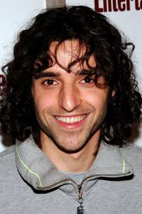 David Krumholtz at the Entertainment Weekly Party.
