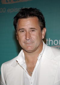 Anthony LaPaglia at the Cabana Club/Sterling Steakhouse at the celebration of 100th episode of