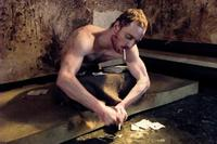 Michael Fassbender as Bobby Sands in