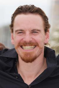 Michael Fassbender at the photocall of