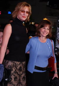 Christine Lahti and Sally Field at the Los Angeles premiere of