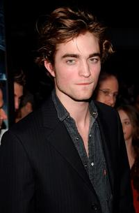 Robert Pattinson at the premiere of
