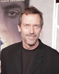 Hugh Laurie at the Hollywood premiere of