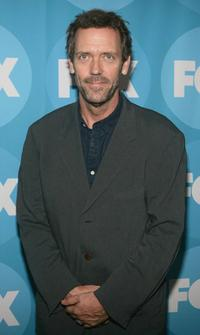 Hugh Laurie at the 2006 Fox Summer TCA Party.