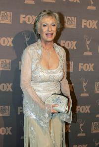 Cloris Leachman at the 20th Century Television Fox Emmy after party.