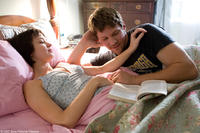 Emily Blunt and Marc Blucas in