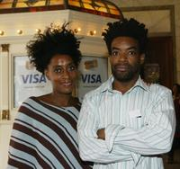 Joie and Cinque Lee at the TIFF gala screening of