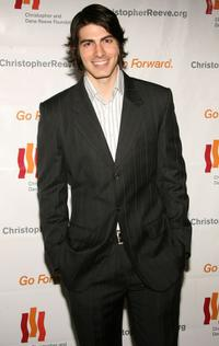 Brandon Routh at the Third Annual Los Angeles Gala for the Christopher and Dana Reeve Foundation.