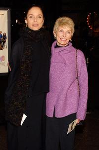 Janet Leigh and her daughter Kelly Curtis for Film Premiere of