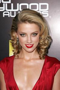 Amber Heard at the Hollywood Life magazines 10th Annual Young Hollywood Awards.