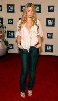 Amber Heard at the 6th Annual General Motors TEN event.