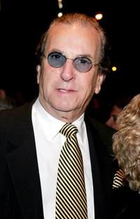 Danny Aiello at the play opening night of