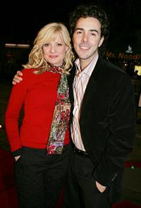 Bonnie Hunt and Shawn Levy at the Los Angeles premiere of