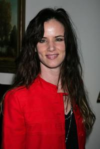 Juliette Lewis at HBO's Annual Pre-Golden Globe Reception.