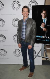 Matthew Bomer at the Paley Center For Media presentaion of
