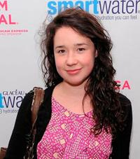 Sarah Steele at the after party of the premiere of