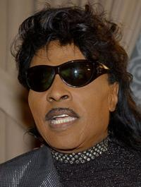 Little Richard at the 50th Annual BMI Pop Awards.