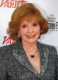 Patricia Barry at the Actors Fund of America's 10th annual Tony awards dinner.