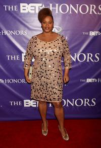 Jill Scott at the BET Honors.