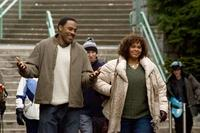 Lamman Rucker and Jill Scott in