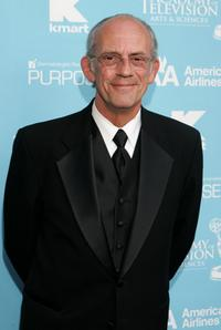 Christopher Lloyd at the 34th Annual Daytime Creative Arts & Entertainment Emmy Awards.