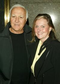 Robert Loggia and wife Audrey at the Fifth Season Premiere of
