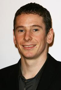 Leo Gregory at the South Bank Show Awards 2008.