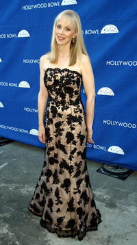 Shelley Long at the Must-See TV Tribute at the Hollywood Bowl.