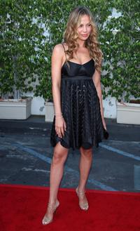 Moon Bloodgood at the NBC All-Star Party during the 2007 Summer Television Critics Association Press Tour.
