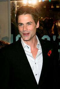 Rob Lowe at the World Premiere of