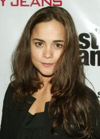 Alice Braga at the N.Y. premiere of