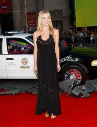 Valerie Azlynn at the premiere of