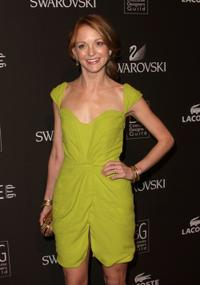 Jayma Mays at the 12th Annual Costume Designers Guild Awards.