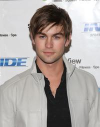 Chace Crawford at the