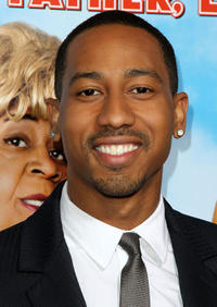 Brandon T. Jackson at the California premiere of