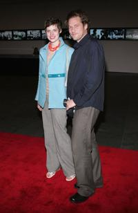 Kate Mayfield and James Tupper at the