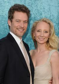 James Tupper and Anne Heche at the premiere of
